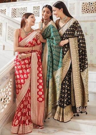 SAREES-SHOP BY CATEGORY