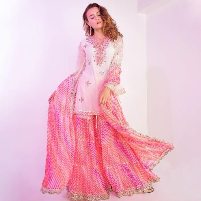Shop Luxury Indian Ethnic Wear For Women Online Pernia S Pop Up Shop