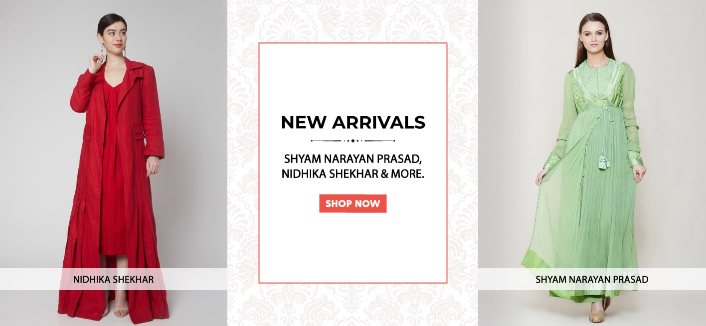 Shop Luxury Indian Ethnic Wear For Women Online Pernia S Pop Up Shop