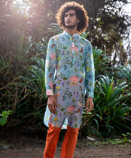 PRANAY BAIDYA MEN-MENSWEAR UNDER ¤0