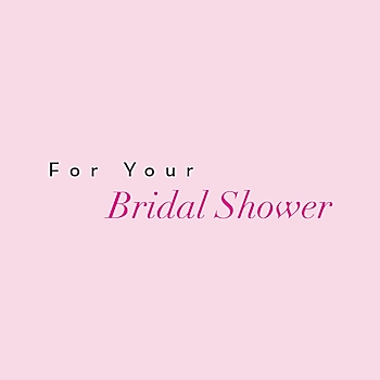 Showering you with love before the big day!  by Bridal shower Gift Card