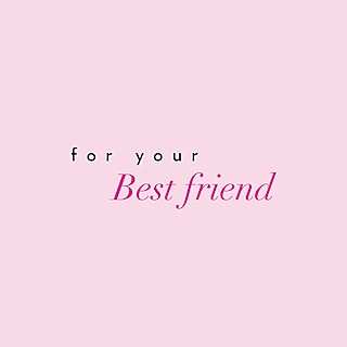 A Token of Love, For My BFF!  by Best friend Gift Card
