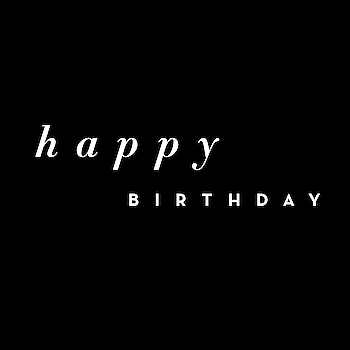 Treat your loved one to the perfect present! by Happy Birthday Gift Card