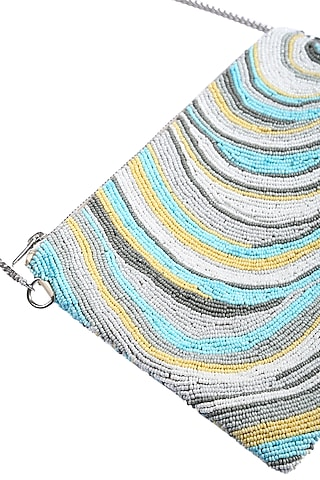 Multi Colored Polyester Bag by 5 Elements