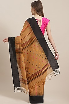 Multi Colored Motifs Printed Saree by Aditri