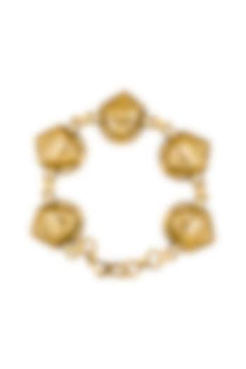 Gold Plated Bracelet by Ahilya Jewels