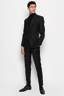 Black Orbit Tuxedo Set by Amaare-AMAARE
