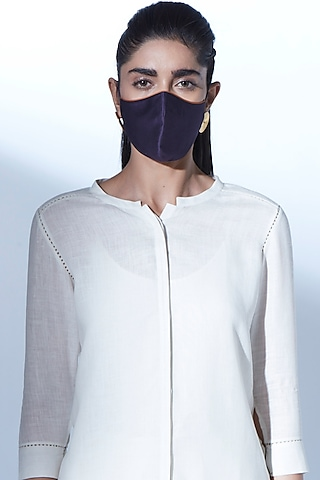 Purple Breathable Mask by AMPM