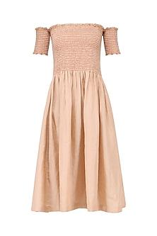 Dirty Flamingo Dress by Ankita