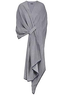 Melange reversible long shawl by Chillosophy