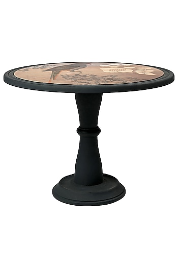 Brown Wooden Cake Stand  by Artychoke