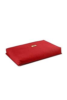 Red Wandering Lap Table by Artychoke