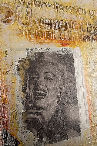 Forever Young Marilyn Monroe Painting by I Heart Homez