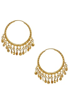 Gold Plated Big Baalis by Digna