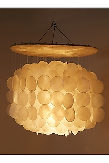 MOP White Chandelier (Small Size) by I Heart Homez
