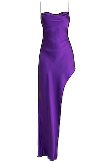 Purple Slip Dress by Deme by Gabriella