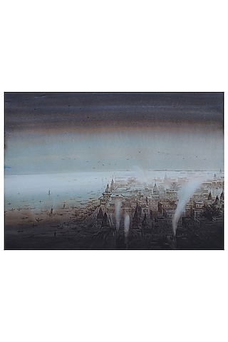 DREAM CITY 10 by SUBIR DEY X Mayinart