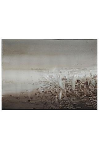 DREAM CITY 12 by SUBIR DEY X Mayinart