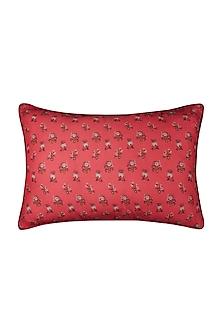 Pink Chidambaram Pillow Cover by Ritu Kumar Home