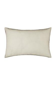 Ivory Chameli Pillow Sham by Ritu Kumar Home