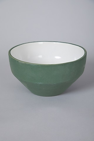 Blue & Green Bowls (Set of 2) by Thoa