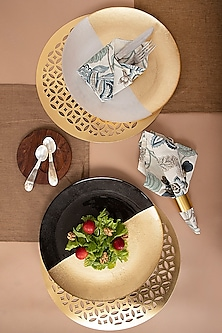 Limited Edition Yin-Yang Platter (Set of 2) by The House of Artisans