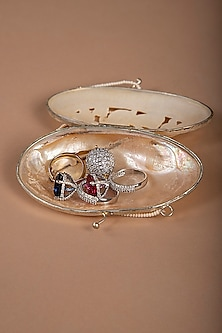 Silver Ring Holder by The House of Artisans