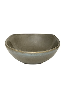 The Peculiar Teal Bowl by The House of Artisans