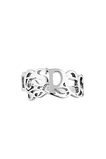 Respect Ring by Eina Ahluwalia