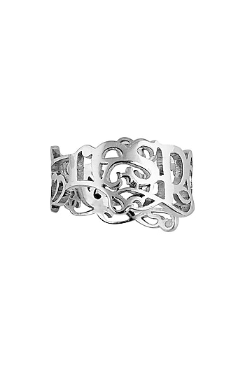 Love Respect Ring by Eina Ahluwalia