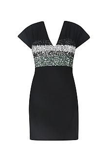 Black Bodice Dress by Echo