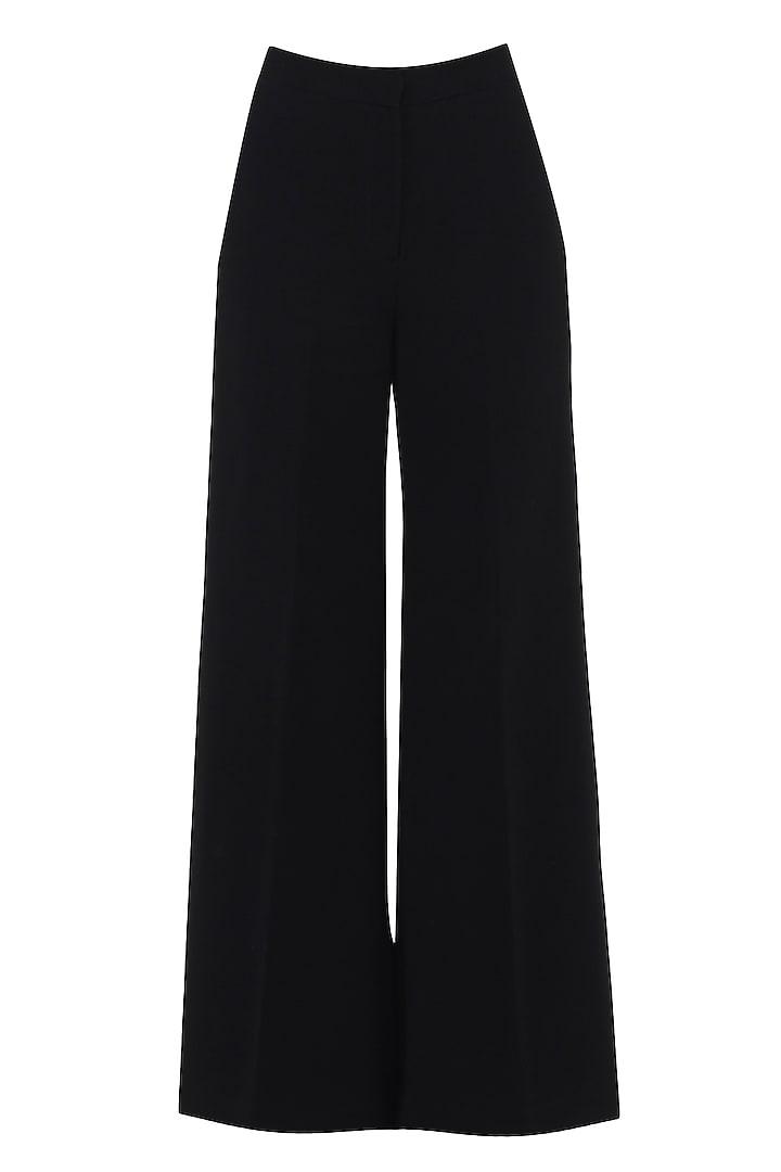 Black Flared Pants by Esse