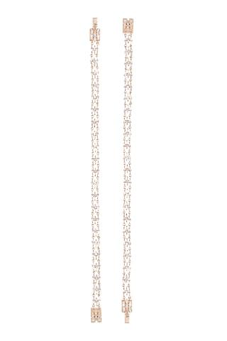 14Kt Gold Diamond Flexible Bracelet by Golden Gazelle Fine Jewellery