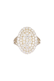 14Kt Gold Promise Diamond Ring by Golden Gazelle Fine Jewellery