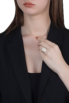 14Kt Gold Promise Diamond Ring by Golden Gazelle Fine Jewellery