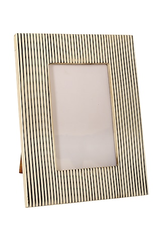 Brown MDF Photo Frame by Happier Homes