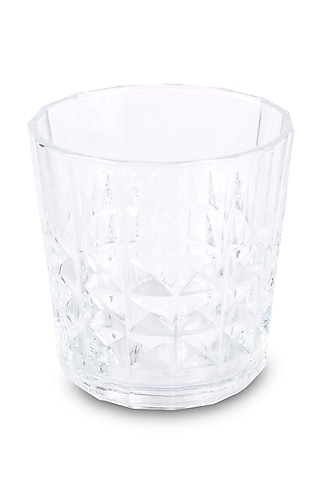 Clear Crystal Glasses (Set of 6) by H2H