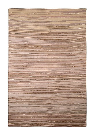 Brown Bahama Floor Rug by H2H
