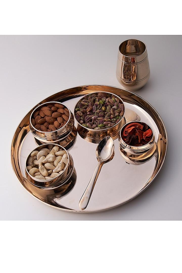 Golden Kansa Dinner Set by H2H