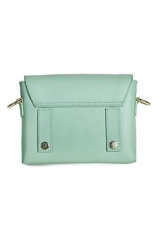Mint Green Sling Bag by Immri
