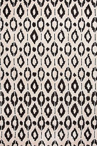 Deep Charcoal Grey Rug by Jaipur Rugs