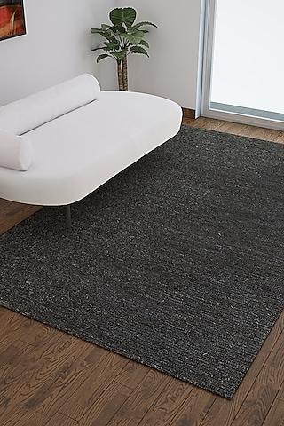 Graphite Flat-Weave Rug by Jaipur Rugs