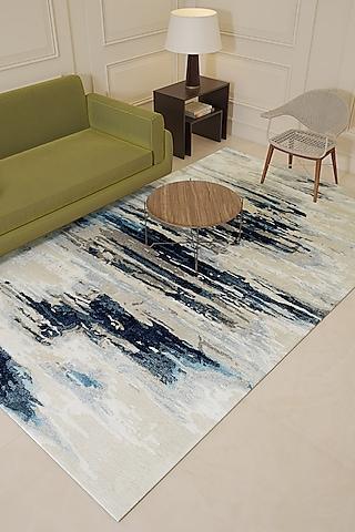 Ashwood Wool & Viscose Abstract Rug by Jaipur Rugs