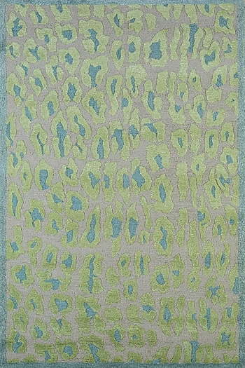 Multi Colored Contemporary Style Rug by Jaipur Rugs