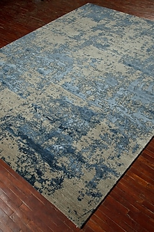 Chicory Wool & Bamboo Chaos Theory Rug by Jaipur Rugs