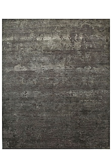 Frost Grey Wool & Silk By Kavi Rug by Jaipur Rugs