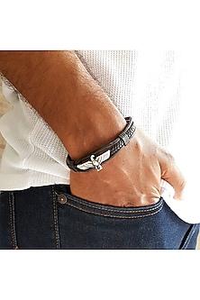 Black Eagle Bracelet Rakhi by JewelitbySZ
