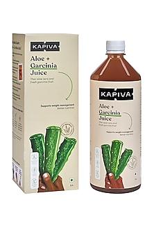 Ayurvedic Aloe Vera + Garcinia Juice (1L) by Kapiva