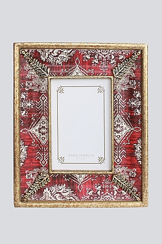 Multi Colored Photo Frame by Karo