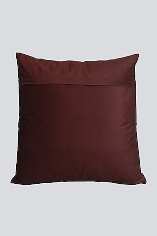 Multi Colored Cushion Cover by Karo